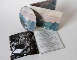 CD Präsentation Reisebuch aus den Österreichischen Alpen